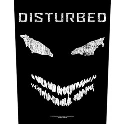 Back Patch Disturbed