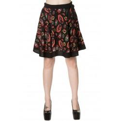 Banned Sacred Heart Skirt